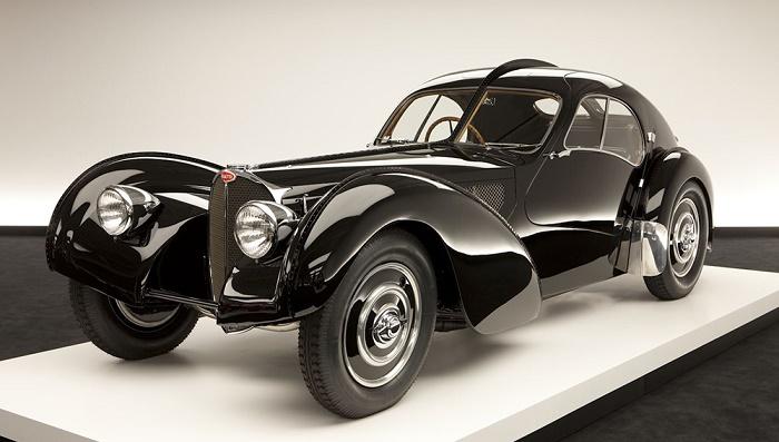 1938 Bugatti Type 57 Atlantic