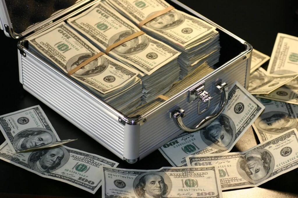 offshore bank account money